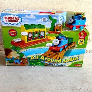 Thomas & Friends All Around Sordor Train Set